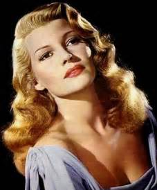 best hair colours for in their 40s rita hayworth a pretty addiction