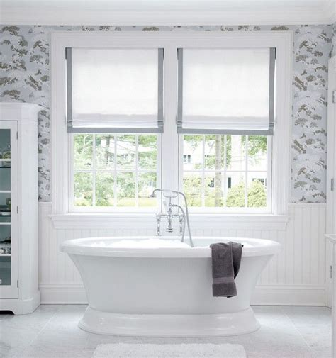 windows in bathrooms small bathroom window curtains a creative mom