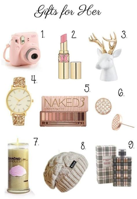 best christmas gifts for her best 25 birthday gifts for her ideas on pinterest gifts for her valentines day gifts for her