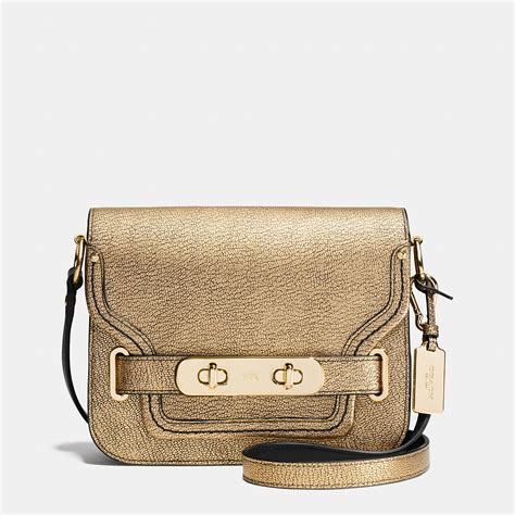 Coach Swagger Messenger 100 Authentic coach shoulder bag small coachwholesale