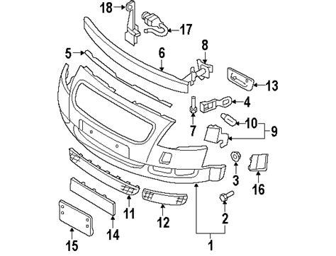 audi tt parts diagram parts 174 audi tt radiator support oem parts
