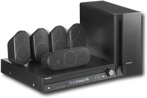 samsung ht x50 5 1 home theater system audioholics