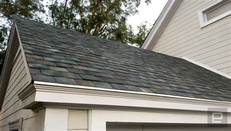 solar and roofing tesla unveils its solar roof and powerwall 2