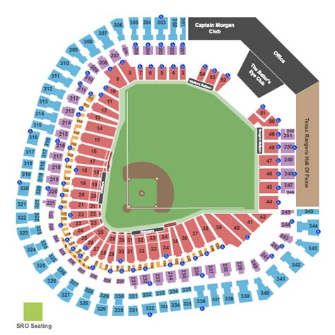 globe park seating rows rangers opening day 2017 globe park seating chart