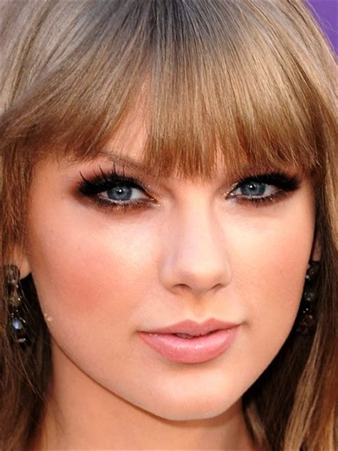 taylor swift inspired makeup taylor swift ama 2012 inspired makeup tutorial