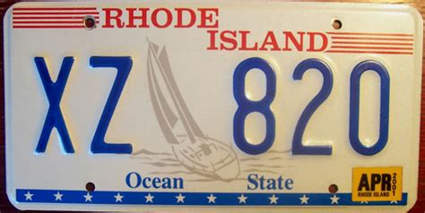 Vanity Plates Ri by Rhode Island License Plate Image The Plate Hut