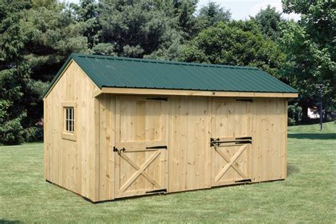 Tin Roofs For Sheds by Metal Roof Wood Sheds Metal Roof