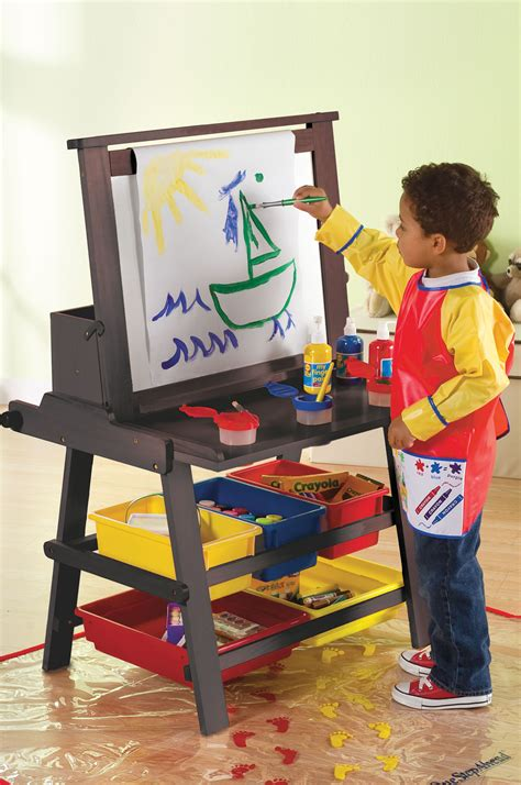 art desk with storage kids kids art with storage tjihome