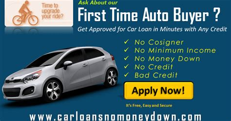 time auto loan programs car financing tips for