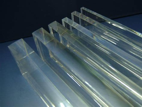 Clear Acrylic L by Acrylic Clear 2440x1220x10mm Pj Co