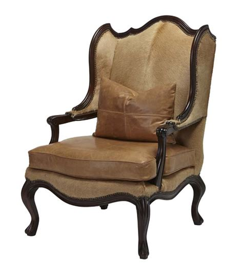 Dining Room Chair Cushion Palomino Western Wing Chair Western Accent Chairs Free
