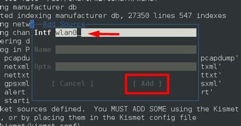 kali linux kismet tutorial kismet kali linux solutionrider