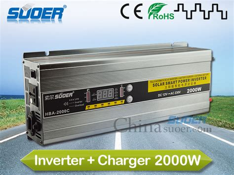 Solar Smart Power Inverter 2000 Watt Digital Suoer Original suoer official store small orders store selling and more on aliexpress