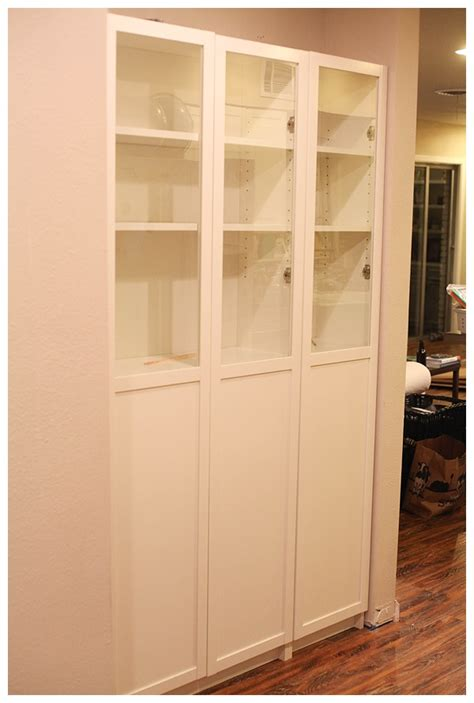 Bookcase Pantry by Pantry Hack Kitchen Pantry Using Billy Bookcase