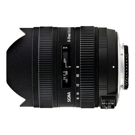 Sigma 8 16mm F45 56 Dc Hsm For Nikon sigma 8 16mm f 4 5 5 6 dc hsm