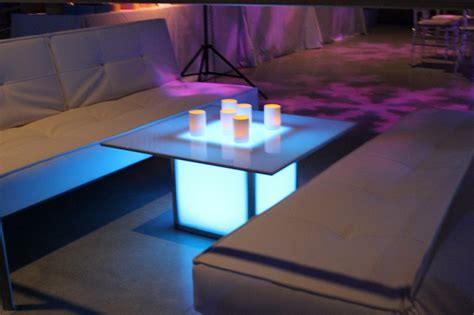 light up couch light up furniture rentals ct westchester ny boston ma