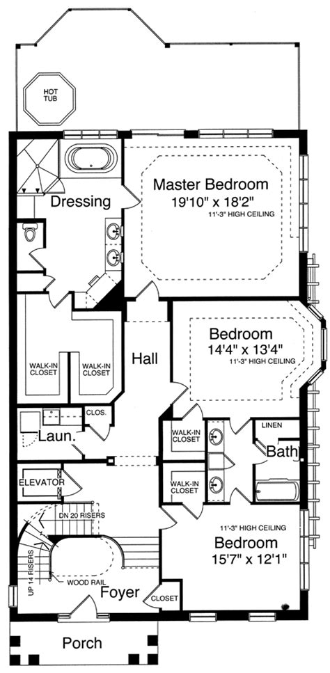 floor plans first all plans
