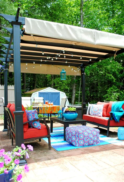 outdoor oasis creating an outdoor living space jenna burger