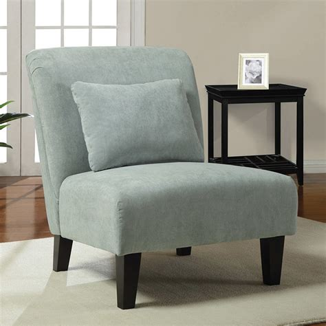 Contemporary Accent Chairs For Living Room Spa Accent Chair Contemporary Living Room Chairs By Overstock