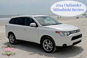 Review Of Mitsubishi Outlander 2014 The 2014 Mitsubishi Outlander Se Suv Family Review Plus