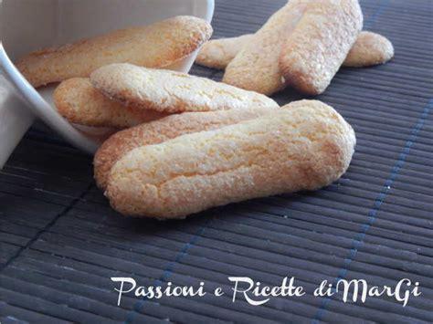 Ricette Biscotti Fatti In Casa by Biscotti Savoiardi Fatti In Casa