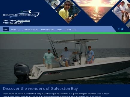 galveston boat club membership coastal charter club guided fishing trip galveston tx