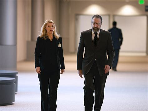 Danes And Mandy by Homeland Review 2 215 12 The Choice