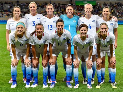 2016 usa olympic womens soccer team 2016 rio olympics 5 things to know about the u s women s