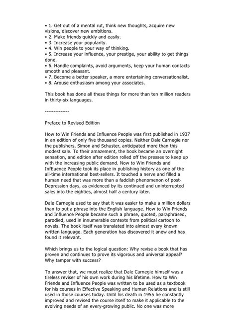 how to win friends and influence cover letter books how to win friends and influence