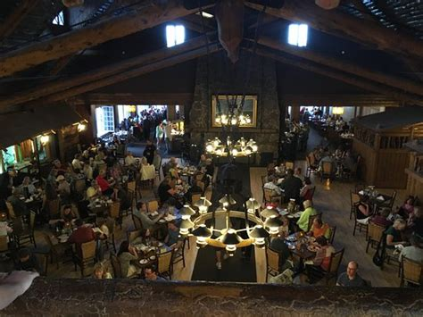 old faithful inn dining room menu dining room picture of old faithful inn dining room yellowstone national park tripadvisor