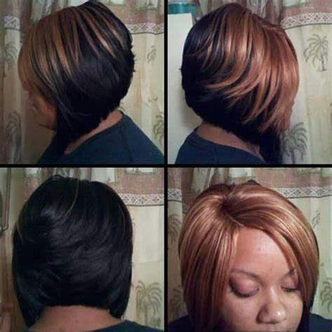 black layered bob hairstyles layered bob hairstyles black hairstyle 2013