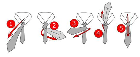tutorial pakai dasi kerja how to tie a tie easy step by step instructions