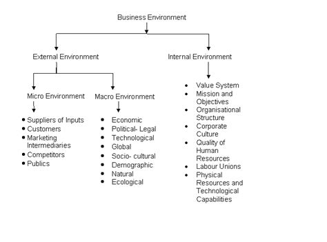 the environment of business kkhsou