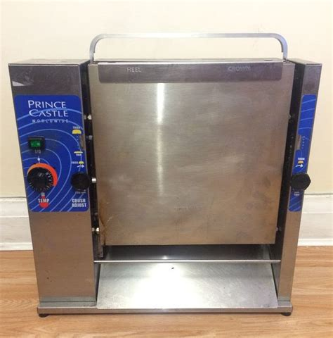 Bun Toaster secondhand catering equipment toasters prince castle