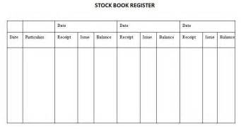 First Aid Report Form Template how ngos can maintain stock register funds for ngos