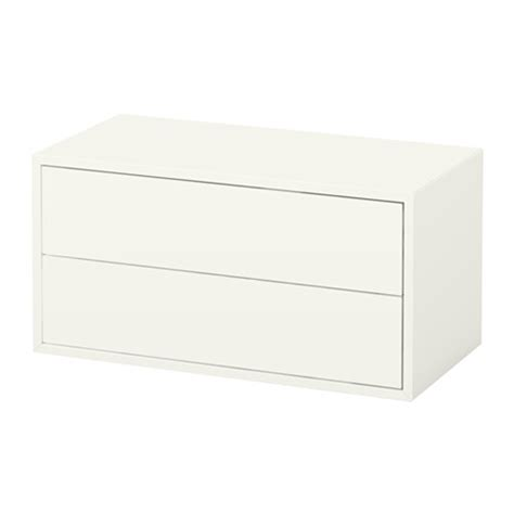 ikea eket cabinet eket cabinet with 2 drawers ikea