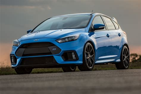 2016 Focus Rs Horsepower by Ford Focus Rs Hennessey Performance