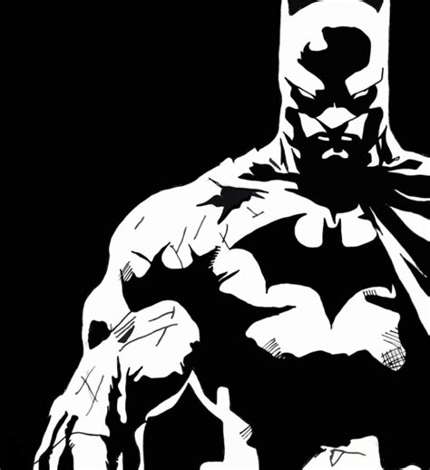 celebrity ink logo drawn batman sharpie pencil and in color drawn batman