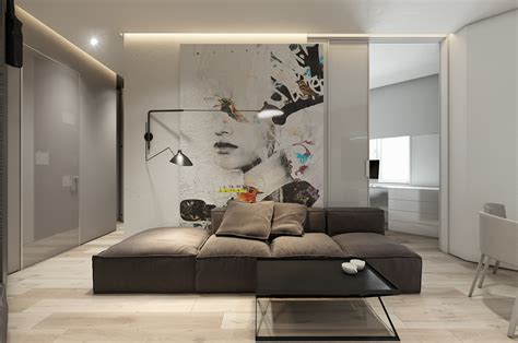 Artistic Living Room Ideas by Neutral Themed Interiors Ideas Inspiration