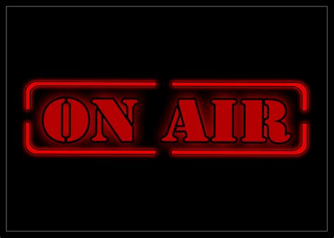 On Air In war legend on air