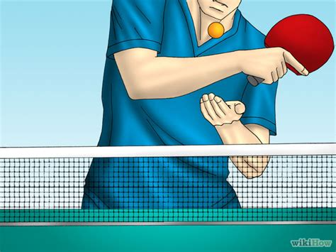how to serve in table tennis how to serve in table tennis 9 steps with pictures