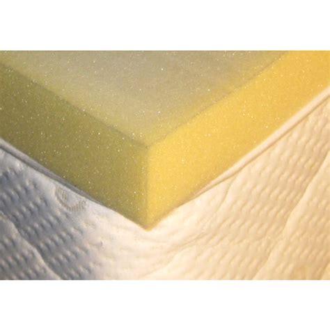pound viscoelastic memory foam mattress pad  thick