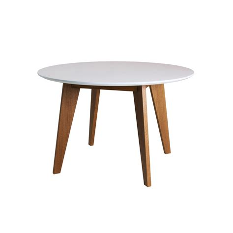 Table Scandinave Ronde by Table Ronde Design Scandinave Brin D Ouest
