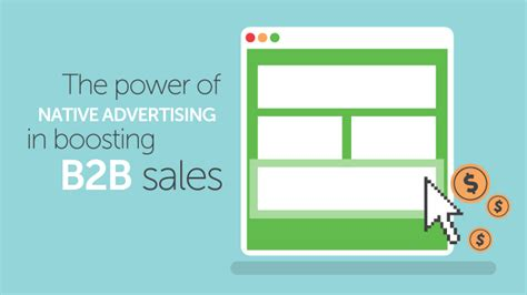 The Power Of Ads by The Power Of Advertising In Boosting B2b Sales