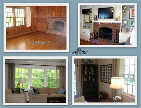 wood paneling makeover before and after wood paneling makeover before and after best house design