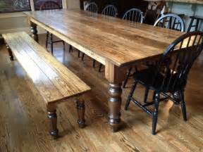 Dining Room Table Bench Plans Woodwork How To Make A Dining Table Bench Pdf Plans