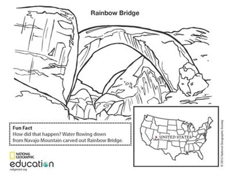 water erosion coloring page coloring pages national geographic society