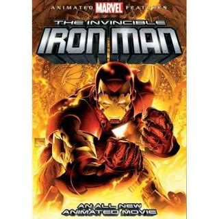 Vcd Original The Invincible Ironman a nutshell review dvd the invincible iron 2007