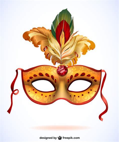 layout editor mask design carnival vector mask design vector free download