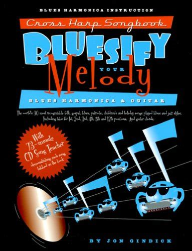 libro the harmonica libro country blues harmonica for the musically hopeless di jon gindick